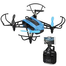 FPV Quadcopter Drone with 720P HD WiFi Camera and VR, Mini R