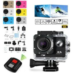 Full HD 1080P Sports WiFi Cam Action Camera DV Video Recorde