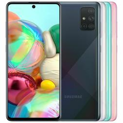 "Samsung Galaxy A71 SM-A715F/DS Factory Unlocked 6.7"" sAMOLED"