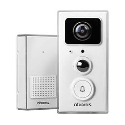 Zmodo Smart Video Doorbell/Door Chime with 1080p Full HD WiF