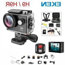 H9 / H9R Action camera Ultra HD 4K WiFi 1080P/60fps 2.0 LCD