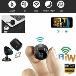 Mini Camera Wireless Wifi IP Security Camcorder HD 1080P DV