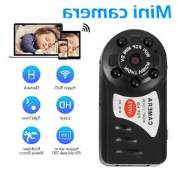 HD Mini WIFI Camera Wireless Hidden Module DVR SPY DIY Video