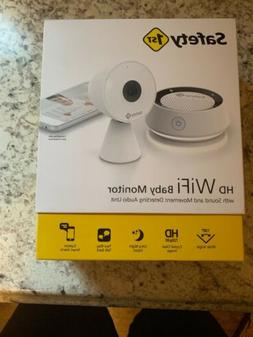 Safety 1st HD Wi-Fi Baby Monitor Camera with Sound- and Move