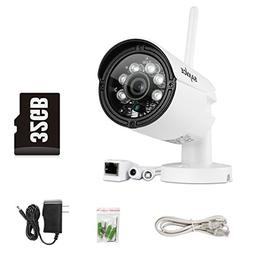 SANNCE HD720P Surveillance Video Equipment, Security IP Came