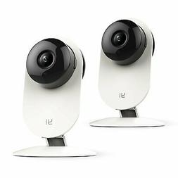 YI Home Camera, Security Camera Wireless IP Surveillance Cam