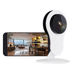 NETVUE 720P Indoor Security WiFi Camera, Work with Alexa, Ec