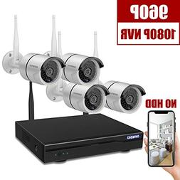 home security system wireless