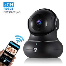 Littlelf Home Surveillance Camera FHD WiFi IP Camera