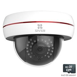 EZVIZ Husky CV-220 Network Camera - Color - 100 ft - H.264 -