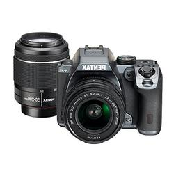 Pentax K-S2 20MP Wi-Fi Enabled Weatherized WR DSLR with 18-5