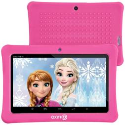 "Contixo K1 Kids Tablet 7"" Bluetooth WiFi Camera Learning Com"