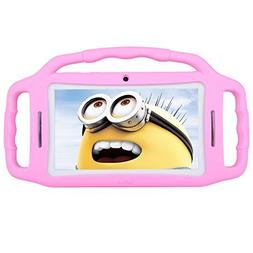 """Kids Tablet PC,Android 7.1 Kids Tablet,7"""" HD Screen,1GB/8GB"""