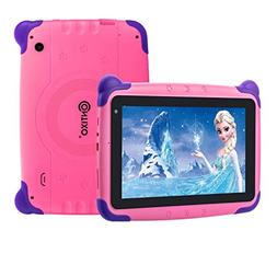 "Contixo Kids Tablet | 7"" Color Touch Screen Display, 8GB Sto"