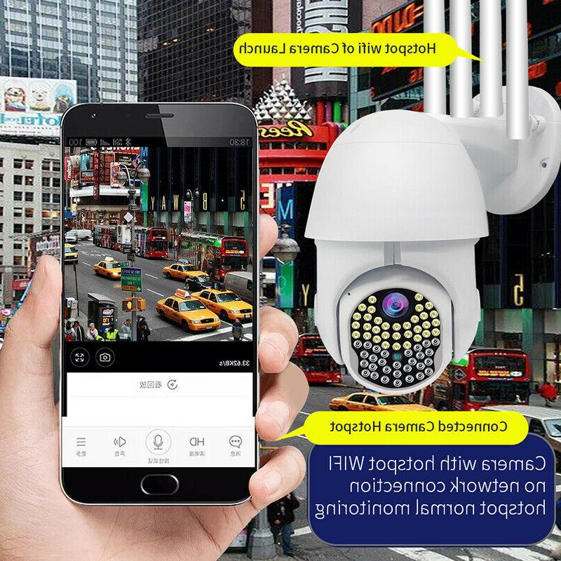 1080P HD Camera Smart Night Wireless