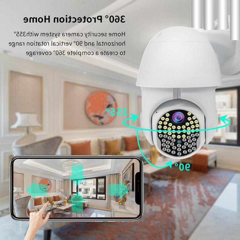 1080P IP Camera Smart Wireless WIFI