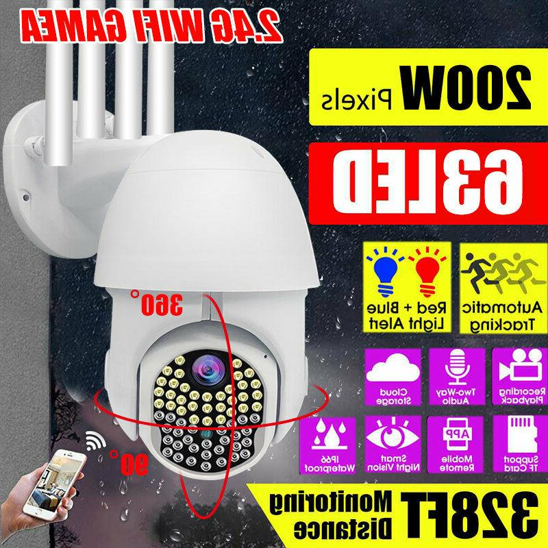 1080p hd ip security camera smart night
