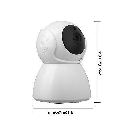 1080P HD Home Security IP Camera Wi-Fi Wireless Baby Monitor
