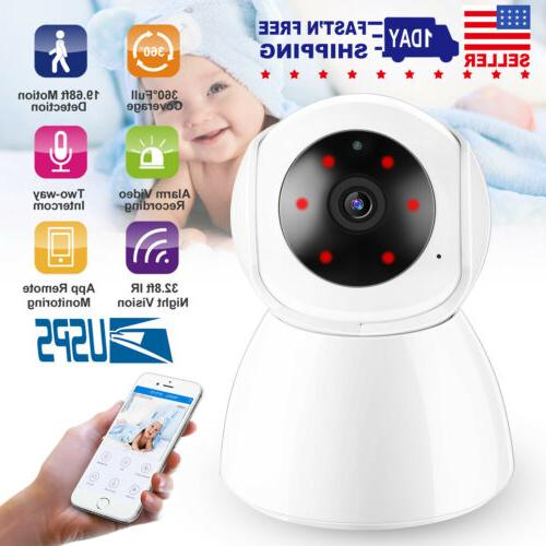 1080p hd smart home security ip camera