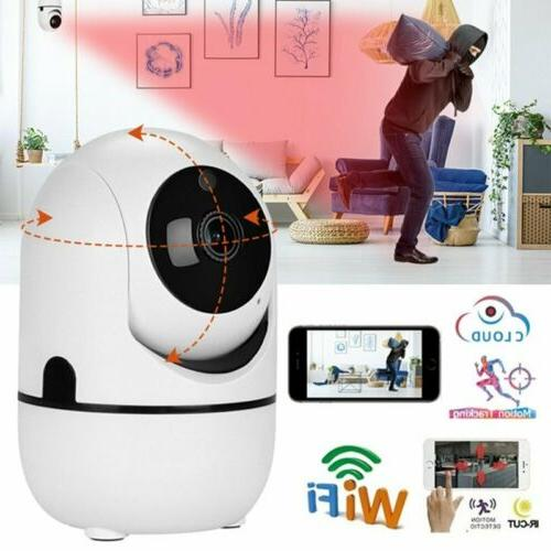 Wireless 720P Security WIFI IP Camera Night Vision Tilt Cam