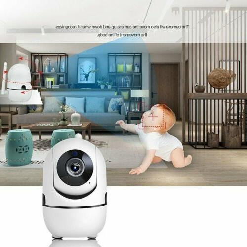 1080P Motion Automatic Camera IR Night