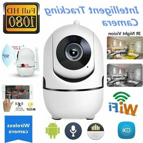 1080p hd wifi camera motion automatic tracking