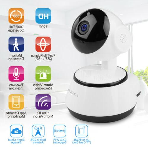 720P/1080P Wireless IP Security Camera I