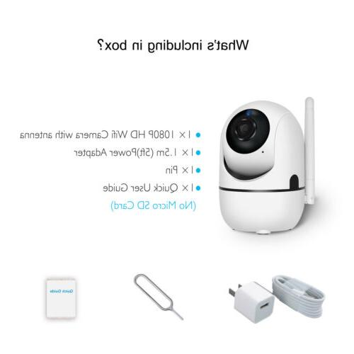 1080P Indoor WIFI Camera System Two 2MP