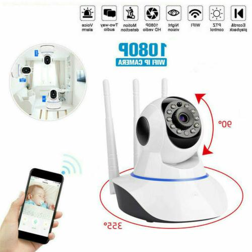 1080P HD WiFi IP Camera Home Security Baby Vision