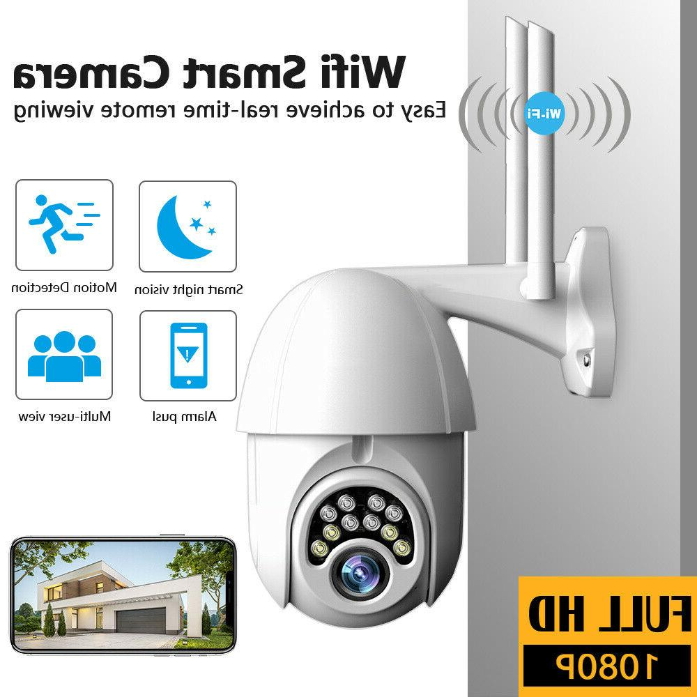 1080P Outdoor Two Way Motion Sensor