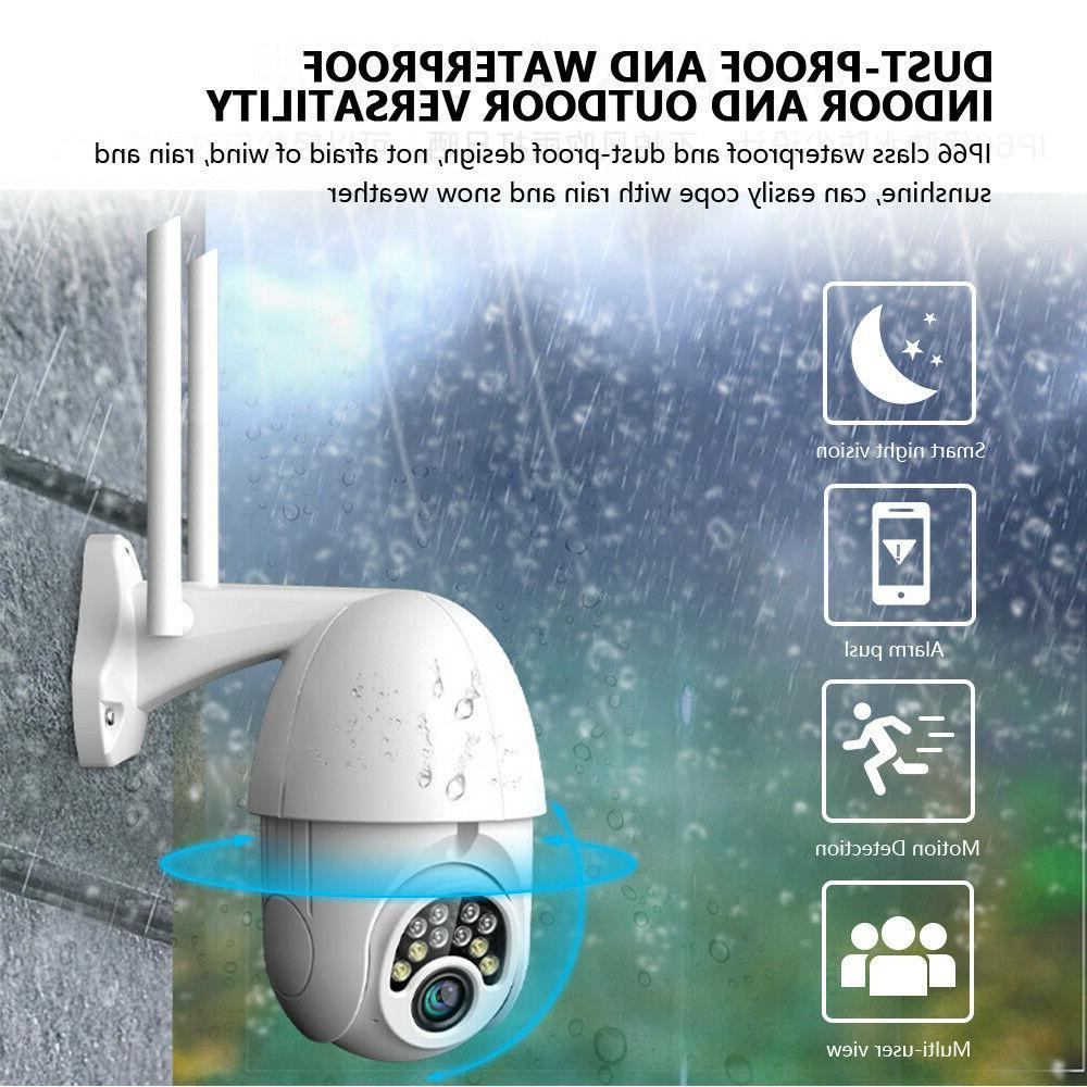 1080P Outdoor Security Two Sensor