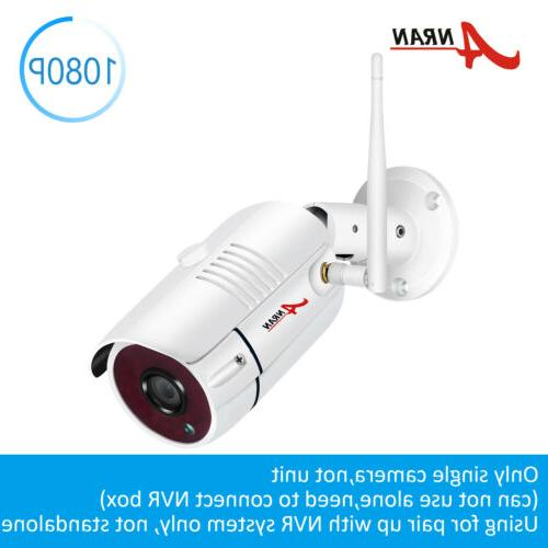 ANRAN 1080P WIFI Video Home IP Outdoor Night Vision