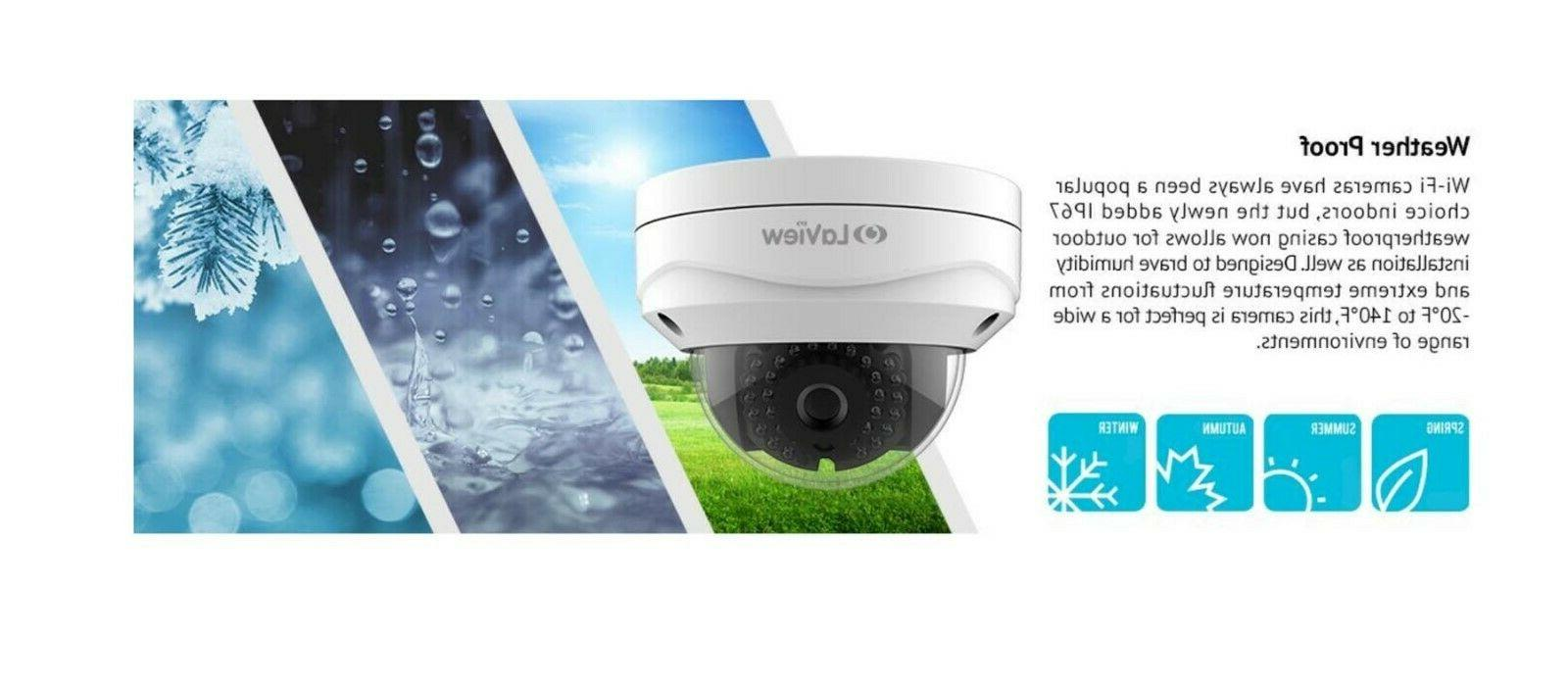 LaView, 1080p Security Dome NEW