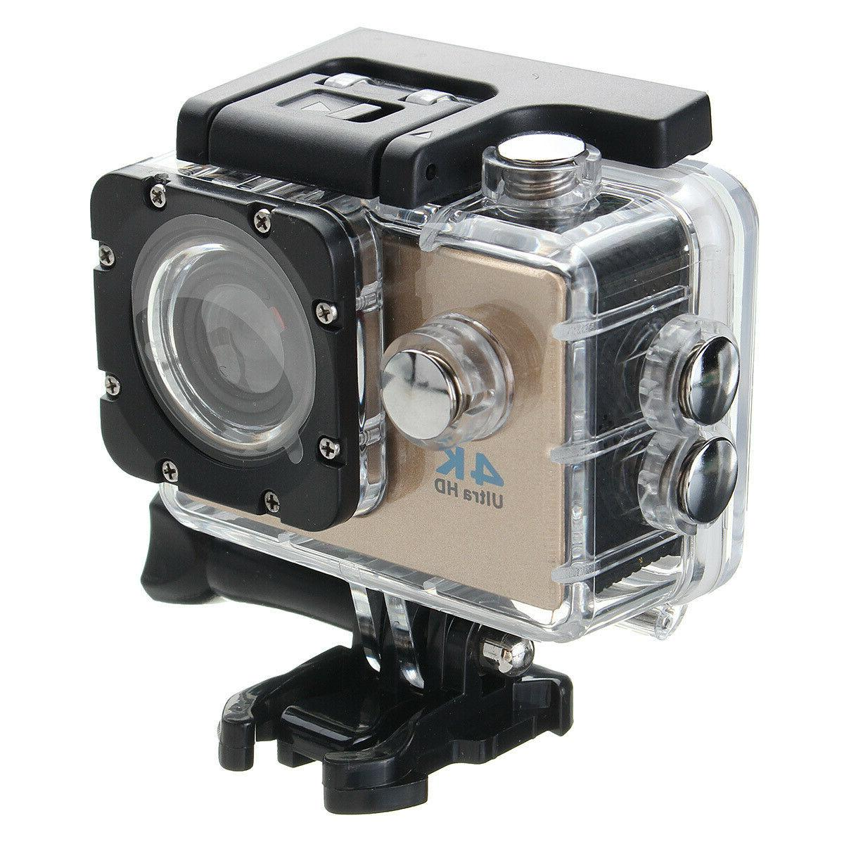 4K Action Cam For Go Pro
