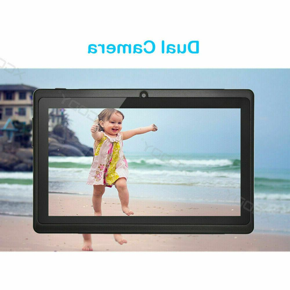 "7"" Android PC For Dual Cameras Bundle Case"