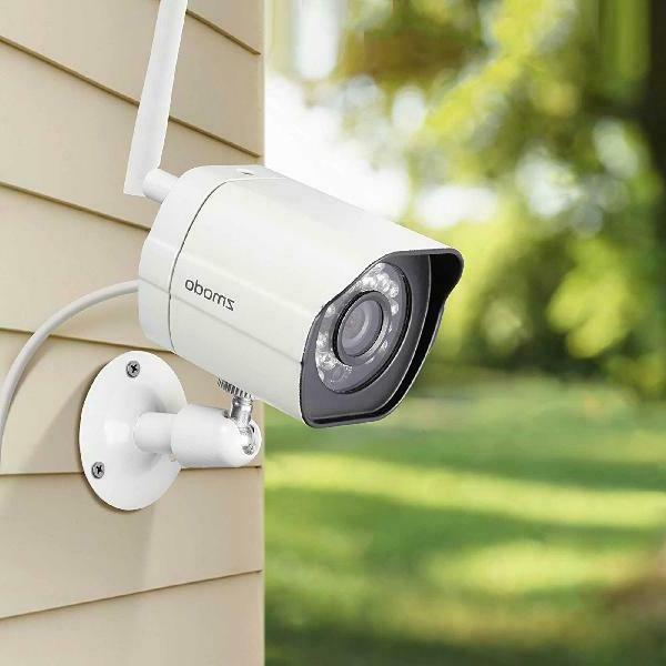 Zmodo Full HD Home Wifi Security Video Pa