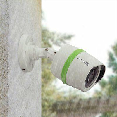 EZVIZ 1080P Cameras 2TB Surveillance Security System