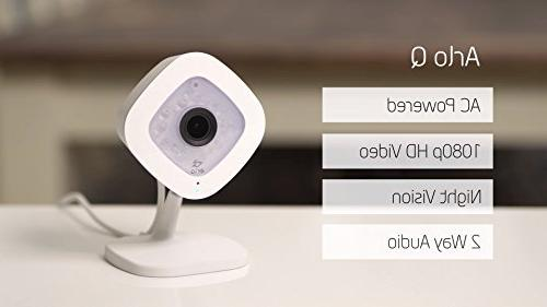 Arlo – 1080p HD Security   only, Audio Cloud Storage Included Works