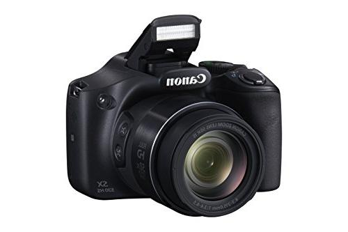 Canon SX530 Camera Zoom NFC Enabled