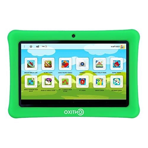 "Contixo | 7"" Android 6.0 Bluetooth Parental Control for Infant Includes Tablet Case"