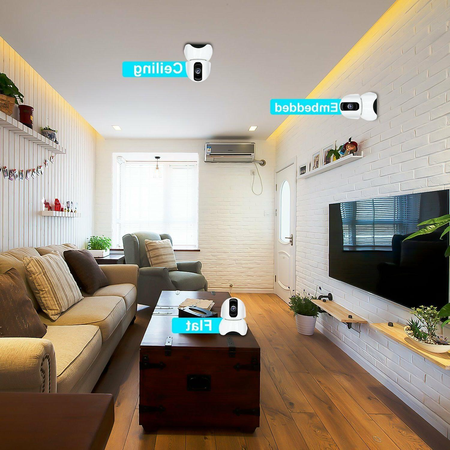 Smart Wifi IP Camera Remote Camera For