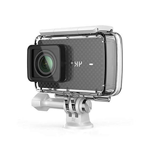 YI 4K+/60fps Action Camera with Waterproof Case, Plus Voice