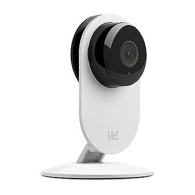 YI Wi-Fi IP with Detection, Vision for Baby Pet / Monitor, Remote Control with iOS, - Cloud Service
