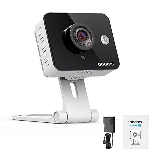 Zmodo True Indoor Home Video Security Camera Two-Way Audio, Service Available