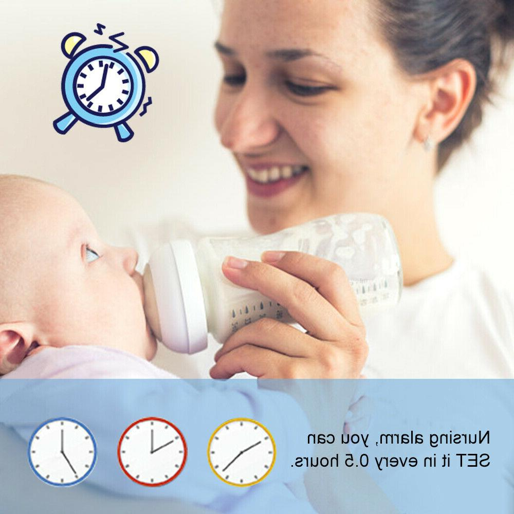 Baby Monitor Video with Cameras! Large Screen, Visio