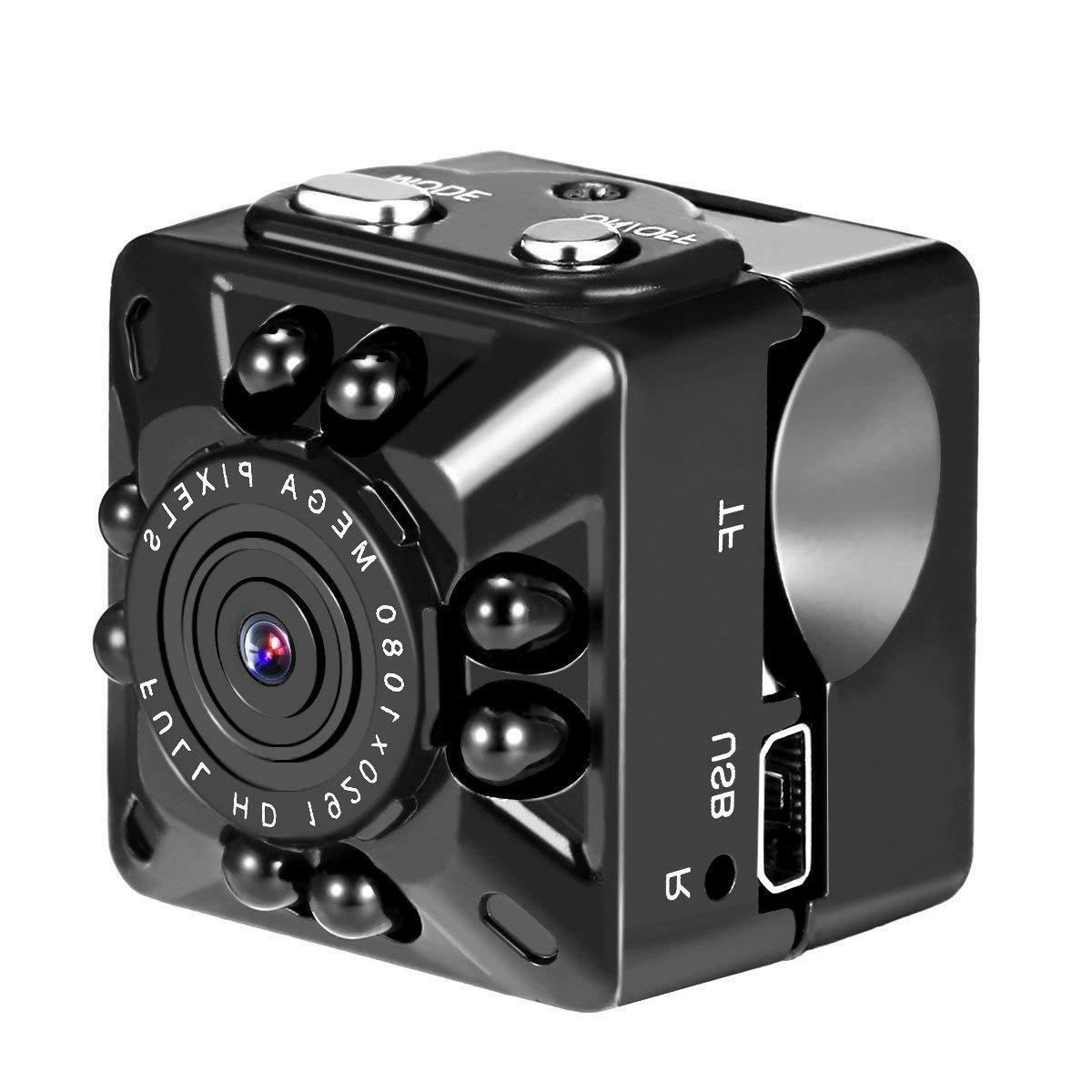 Cop Cam FHD1080 Detection Vision
