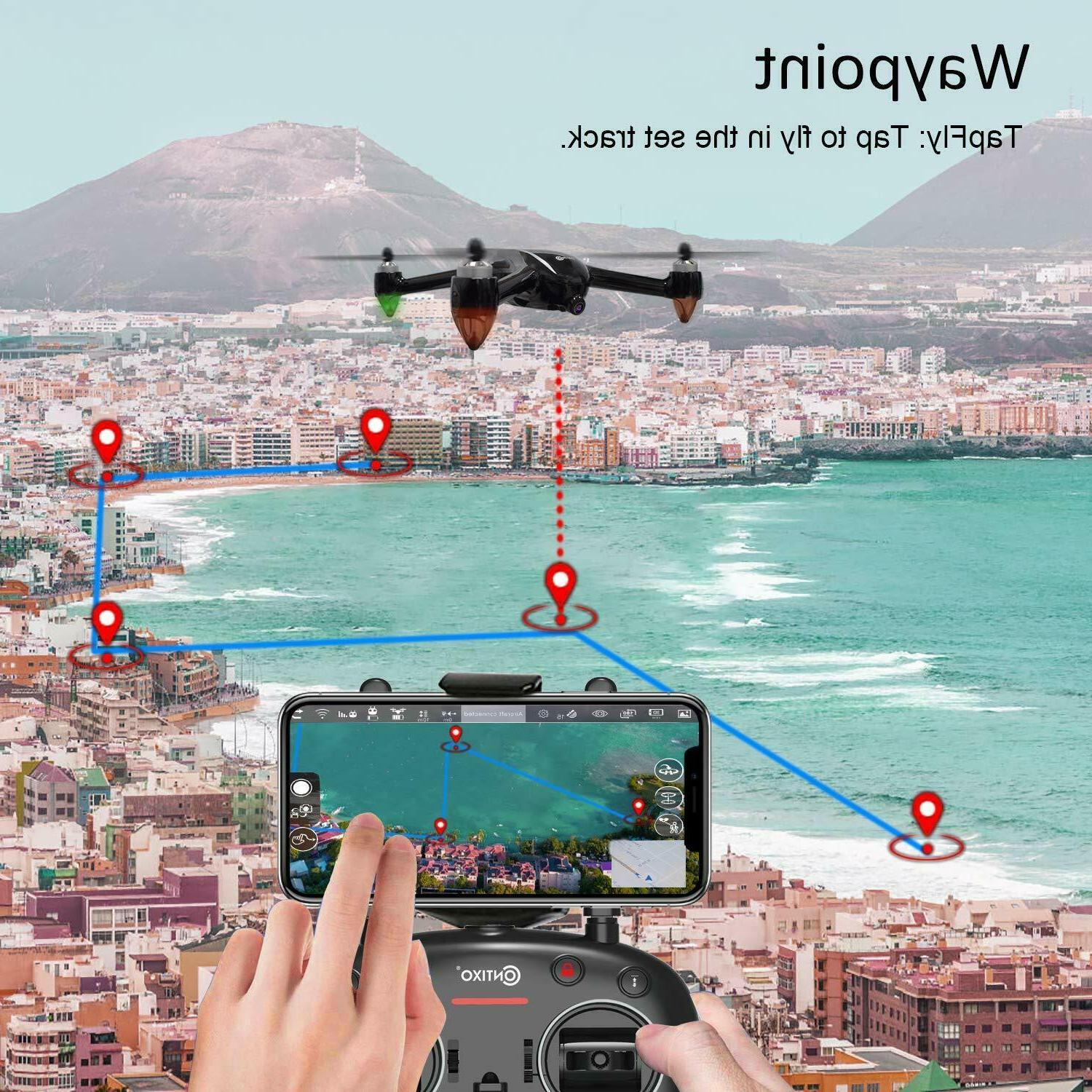F18 Drone WiFi Camera Live Video Streaming Hold Quad Rotor