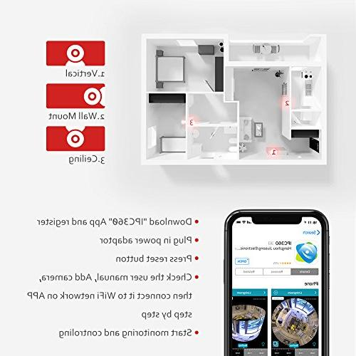 Security Detection Vision Surveillance Audio for iOS/Android