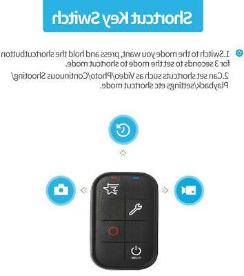 GoPro Controller WiFi For 7, / 3+ 3 / 2 +