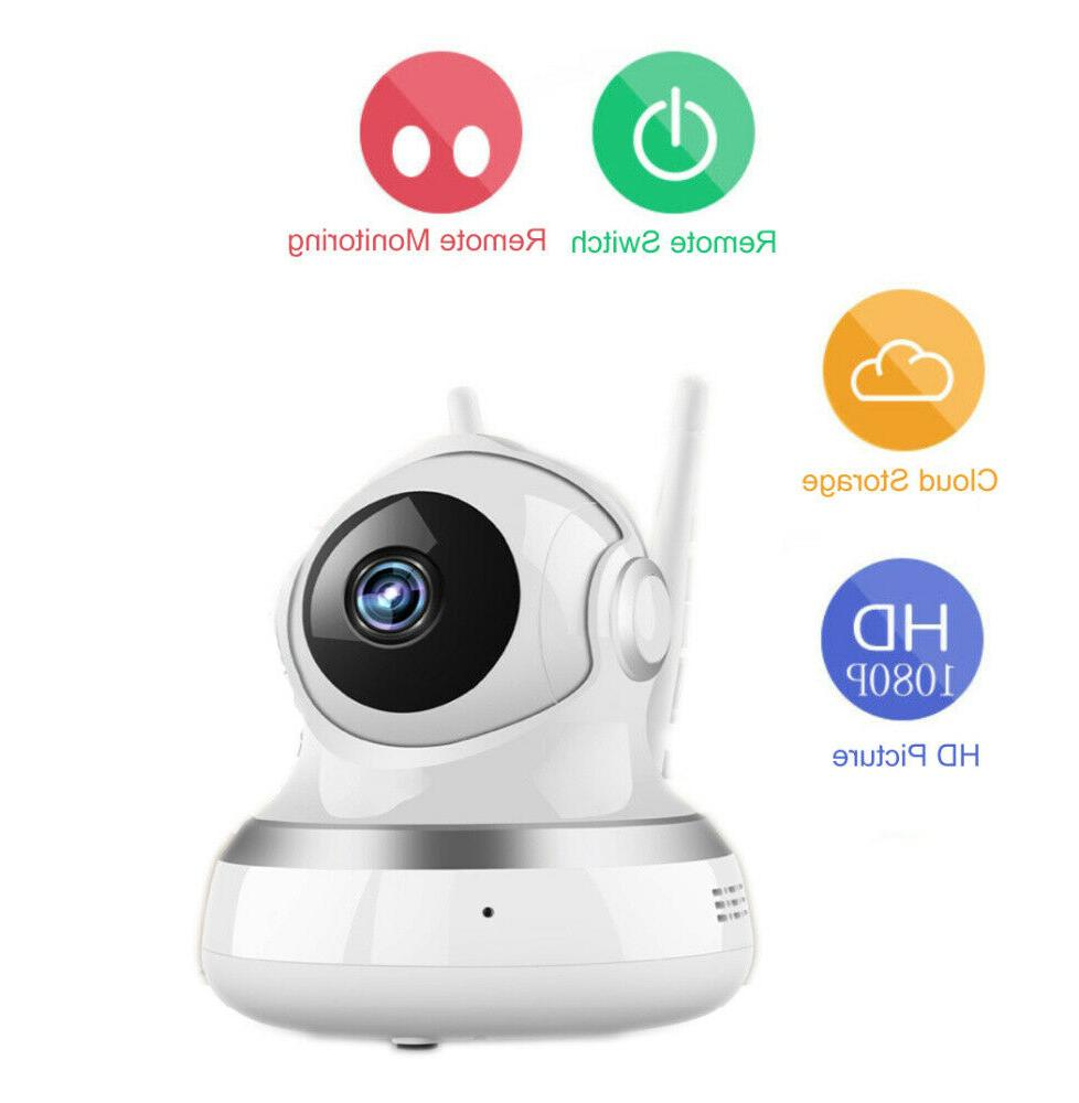 hd 1080p home security ip camera wireless